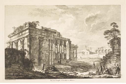 LE ROY, Julien-David (1728-180