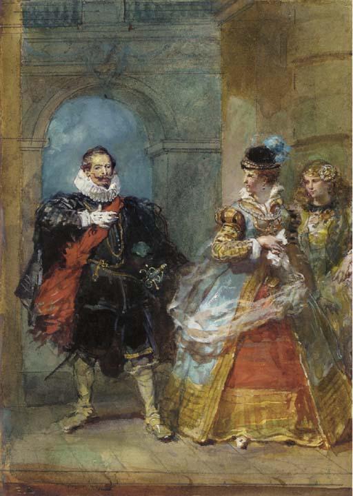 EUGENE-LOUIS LAMI (180-1890)