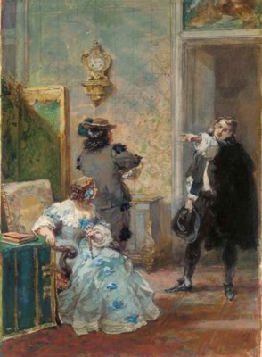 EUGENE-LOUIS LAMI (1800-1890)