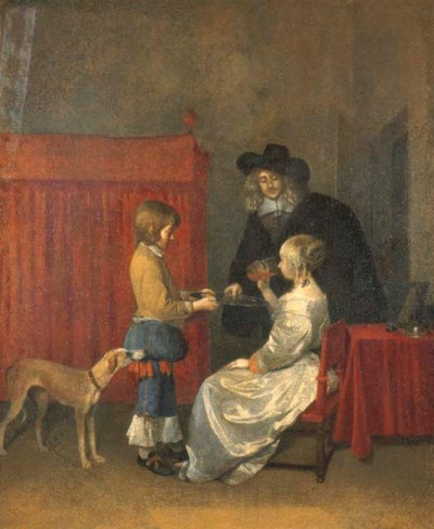 GERARD TER BORCH (ZWOLLE 1617-
