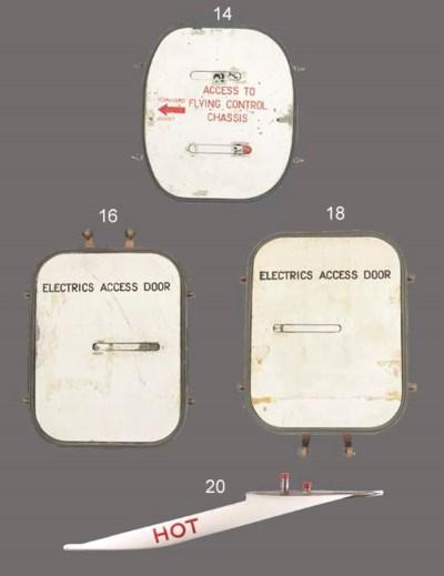 PORTE D'ACCES: ELECTRICS ACCES