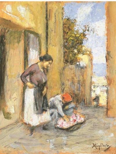 Vincenzo Migliaro (Napoli 1858