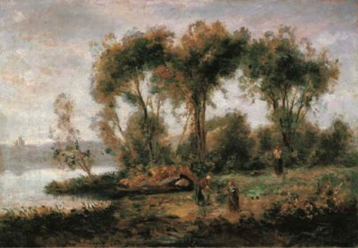 Cerchia di Jean Baptiste-Camil