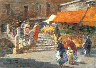 Erma Zago (Bovolone 1880-Milan
