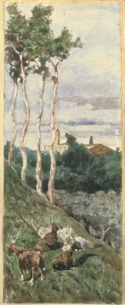 Giovanni Fattori (Livorno 1825