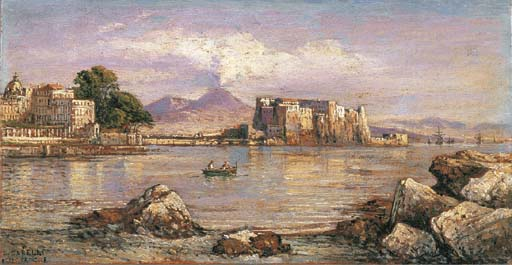 Consalvo Carelli (Napoli 1818-