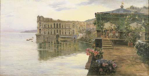 Carlo Brancaccio (Napoli 1861-