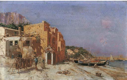 Pietro Scoppetta (Amalfi 1863-