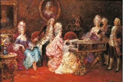 Pablo Salinas (Madrid 1871-Rom
