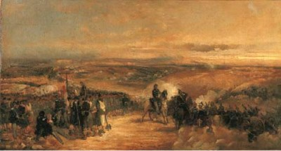 Gerolamo Induno (1827-1890)