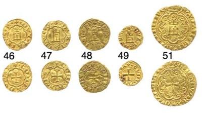 Terzarola d'oro, 1.113g., come
