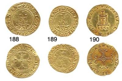 Scudo, 1552, 3.249g., come pre