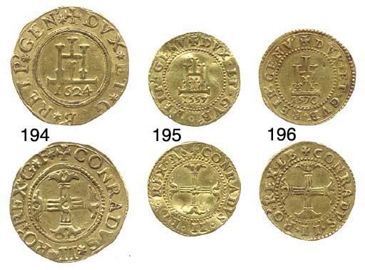 Quadrupla, 1624, 13.353g., com