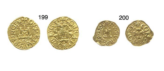 Quarto di Doppia, 1623, 1.699g