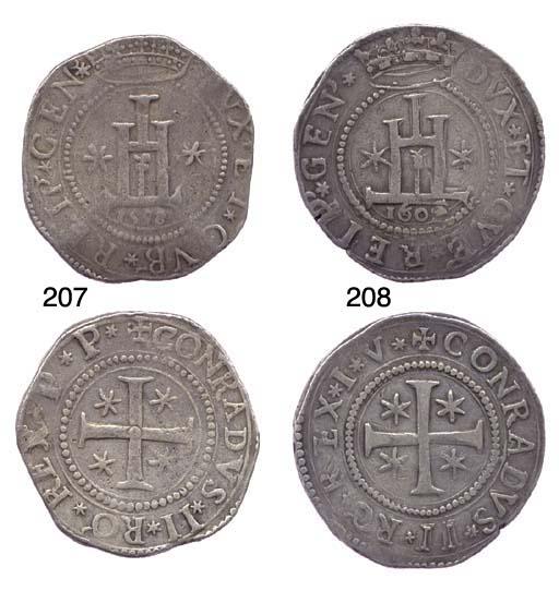 Scudo, 1598, 37.553g., come pr