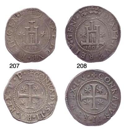 Scudo, 1602, 38.248g., come pr