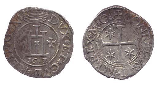 Scudo, 1613, 38.403g., come pr