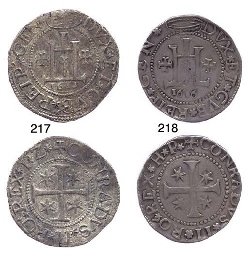 Scudo, 1616, 30.650g. (sic), c