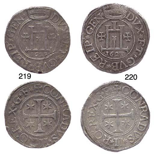Scudo, 1622, 38.185g., come pr