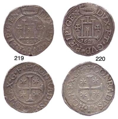 Scudo, 1623, 38.137g., come pr