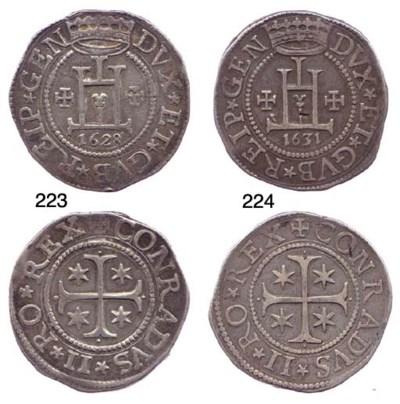 Scudo, 1628, 38.049g., come pr
