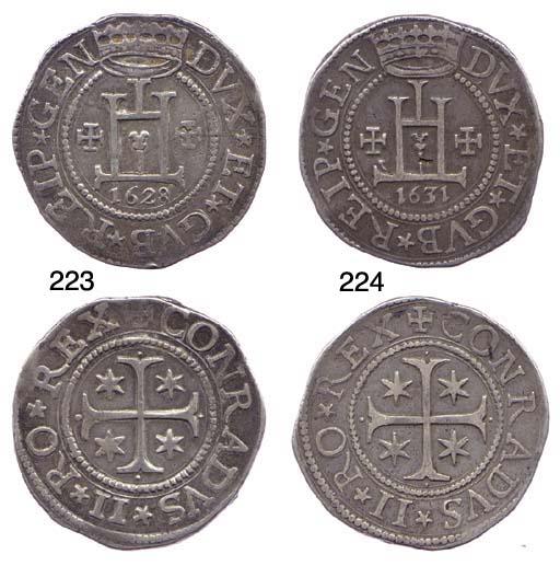 Scudo, 1631, 37.372g., come pr