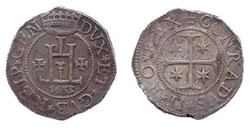 Scudo, 1633, 38.266g., come pr