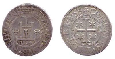 Scudo, 1634, 34.809g., come pr