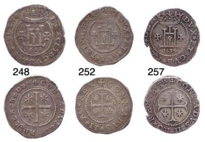 Quarto di Scudo, 1618, 9.381g.