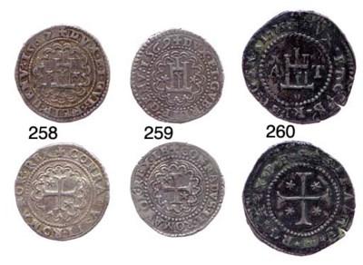 Ottavo di Scudo, 1569, 4.636g.