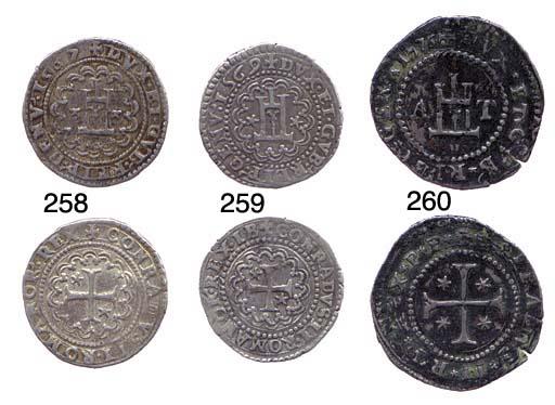 Ottavo di Scudo, 1576, 4.393g.