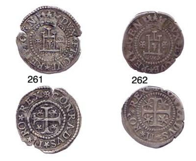 Ottavo di Scudo, 1625, 4.351g.