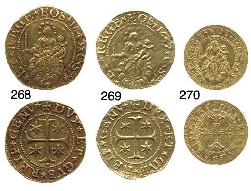 Quadrupla, 1668, 13.323g., 'al