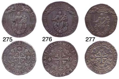Tre Scudi, 1715, 115.11g., com