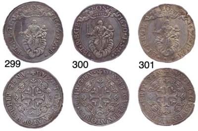 Scudo Largo, 1670, 38.056g., c