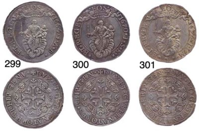 Scudo Largo, 1676, 38.298g., c