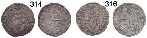 Scudo Stretto, 1650, 38.170g.,