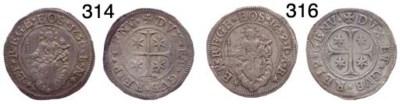 Scudo Stretto, 1652, 38.181g.,