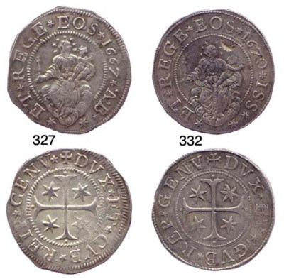 Scudo Stretto, 1670, 38.248g.,