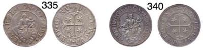 Scudo Stretto, 1672, 38.322g.,