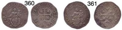 Scudo Stretto, 1693, 38.218g.,
