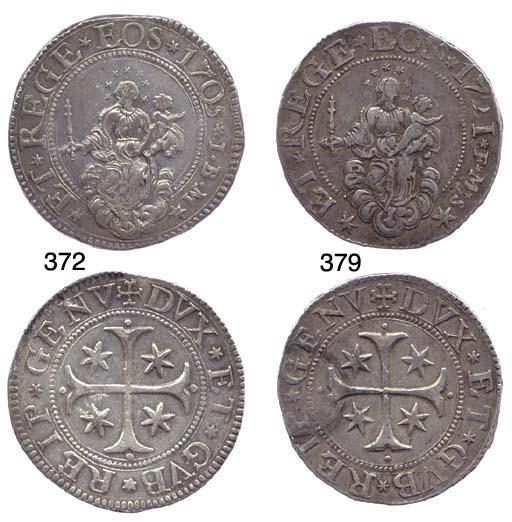 Scudo Stretto, 1705, 38.329g.,