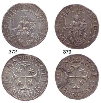 Scudo Stretto, 1721, 38.244g.,