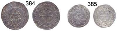 Mezzo Scudo Largo, 1665, 19.10