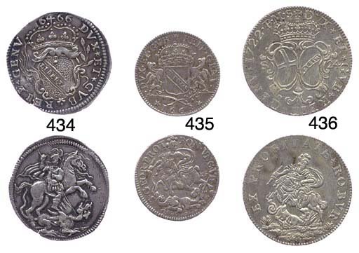 Reale, 1666, 3.191g., come pre