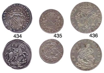 24-Soldi, 1722, 5.852g., +DVX*