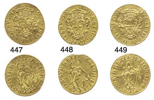 Zecchino, 1729, 3.425g., come
