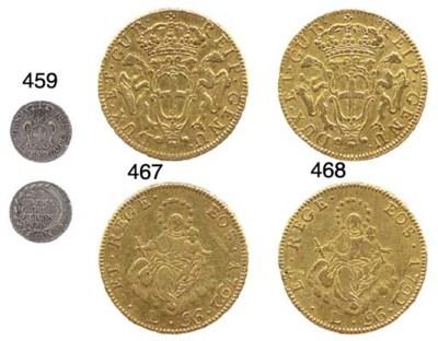 96-Lire, 1792, primo tipo, Arm