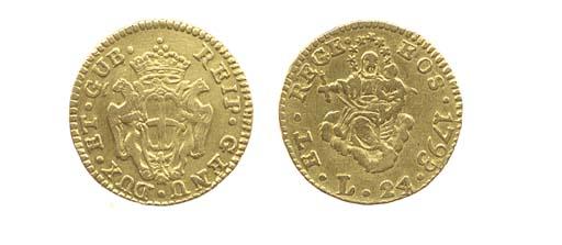 24-Lire, 1793, come prec. (CNI