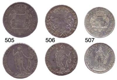 4-Lire, 1797, come prec. ma ma